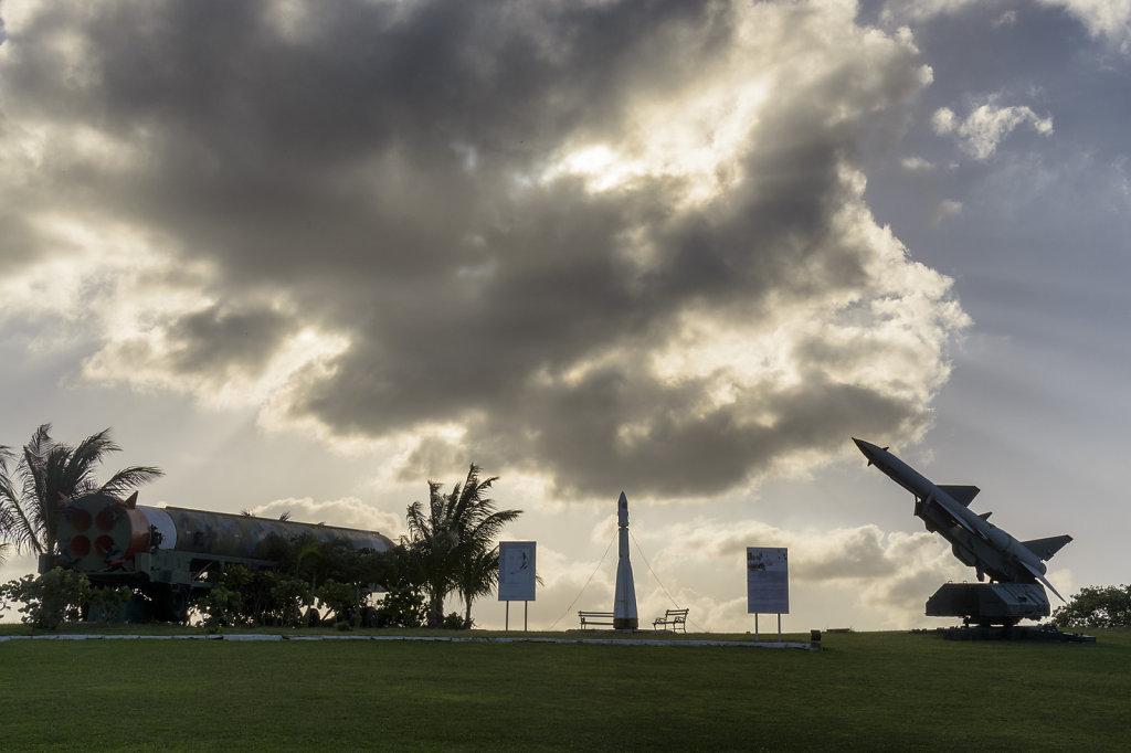 9. Havana - Restanten van de Cuba Raket Crisis
