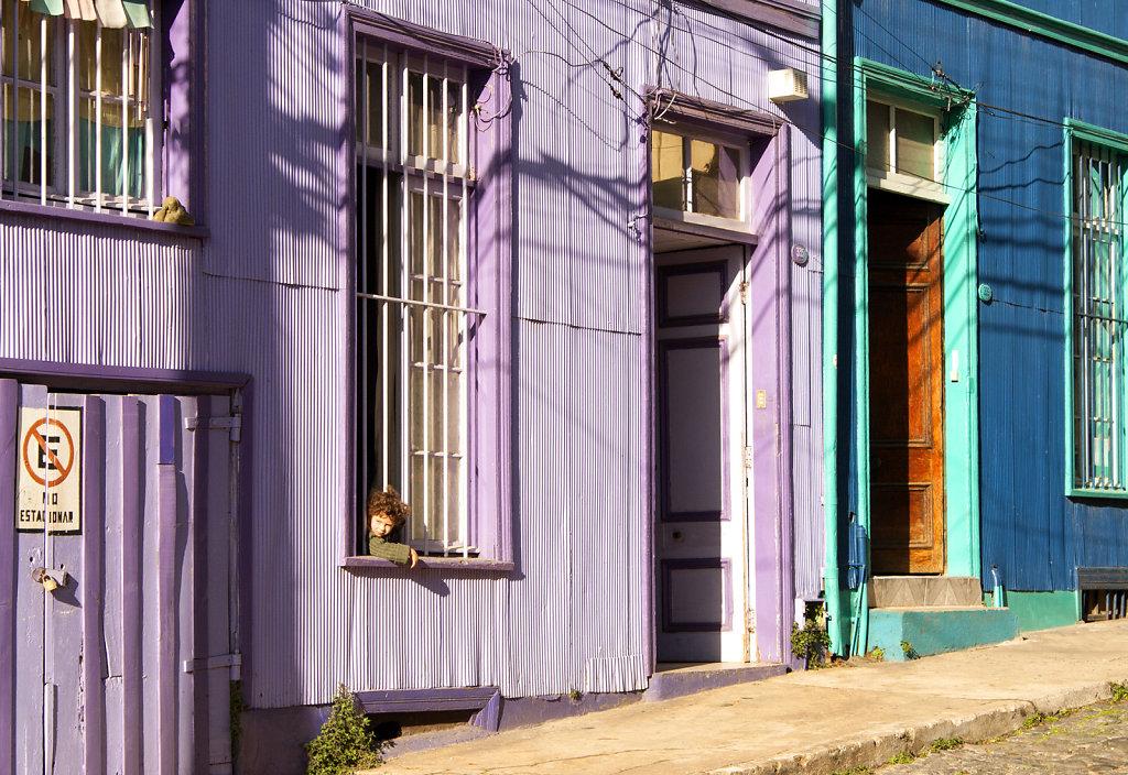 2. Chili Noord - Valparaiso